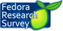fedora research survey