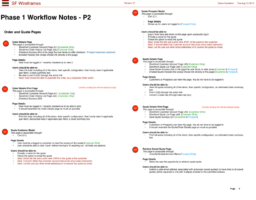 Phase 1 Workflow Notes - P2