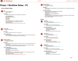 Phase 1 Workflow Notes - P3