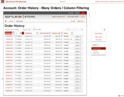 sf-29-Account-Order History - Many Orders Column Filtering